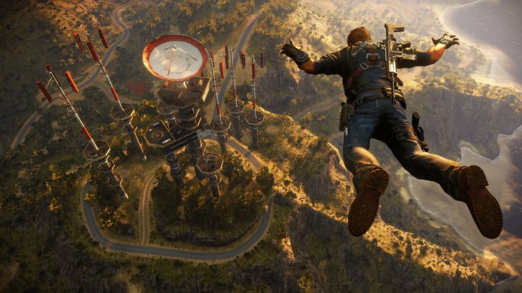 Just Cause 3 - GamesNEXT Gaming Community