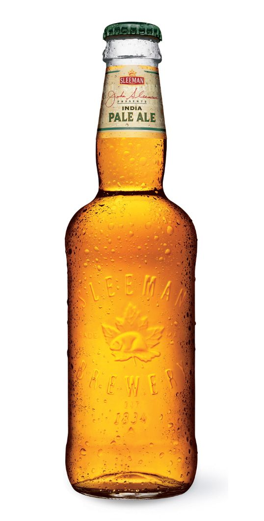 Sleeman, founded in Guelph, Ontario.