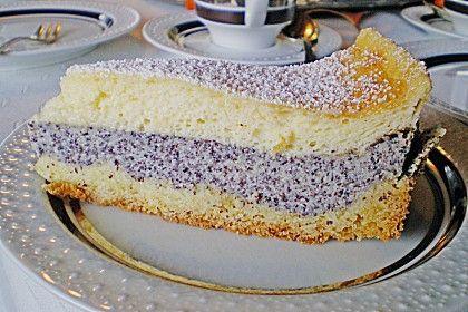 Mohn Schmand Kuchen Backen Kuchen Schmand Und Kuchen Rezepte