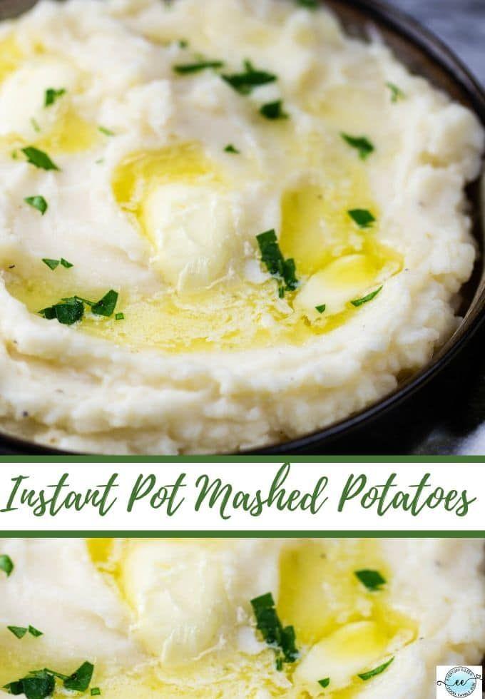 Instant Pot Mashed Potatoes Recipe Best Instant Pot Recipe Mashed Potatoes Instant Pot Mashed Potatoes Recipe