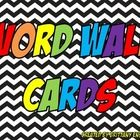 These Word Wall Cards align with McGraw-Hill Wonders Reading Series for fourth grade. There are 228 vocabulary cards for each week 6 units in the r...