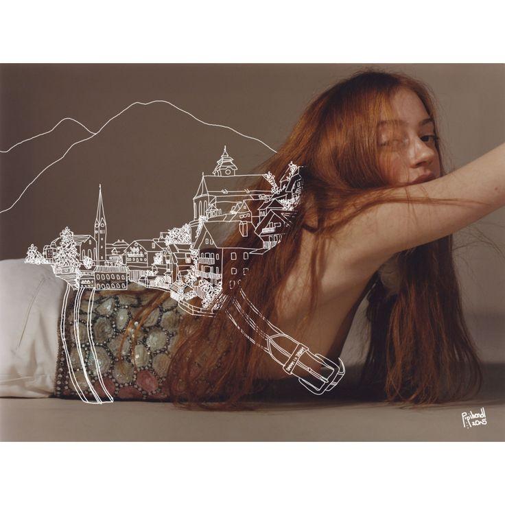 """Roots on my back""  ©2015, Ilias Walchshofer"
