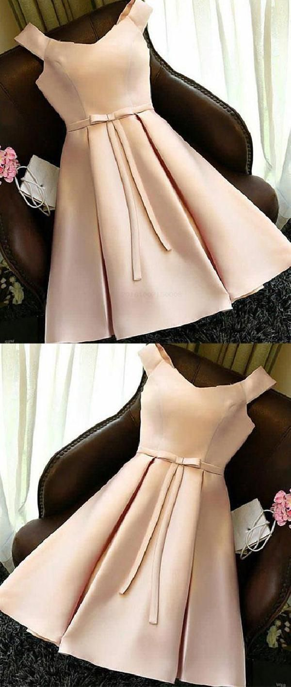 Outlet admirable cute homecoming dress champagne prom dresses
