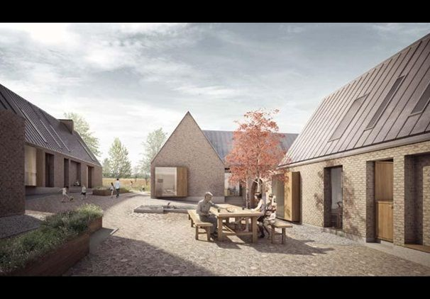 Haptic - Czech village