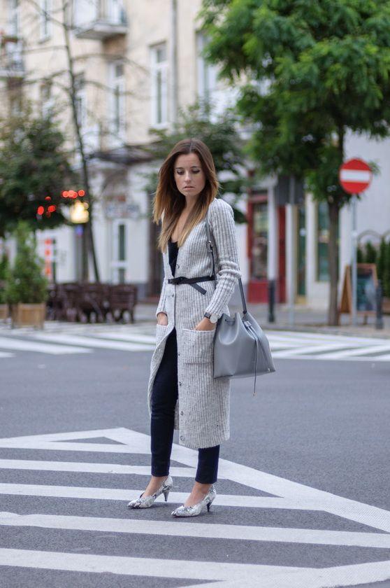 """Style On: Street style: mój """"Mansur Gavriel"""" czyli idealna torebka worek"""
