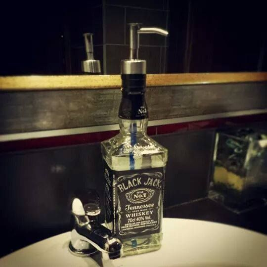 We are creative and crafty here at the Black Jack Pub Idea by Gulia production