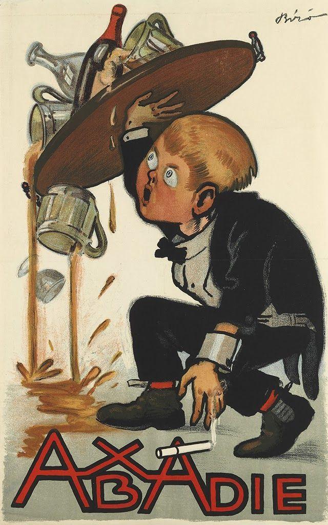 Mihaly Biro / Abadie 1924