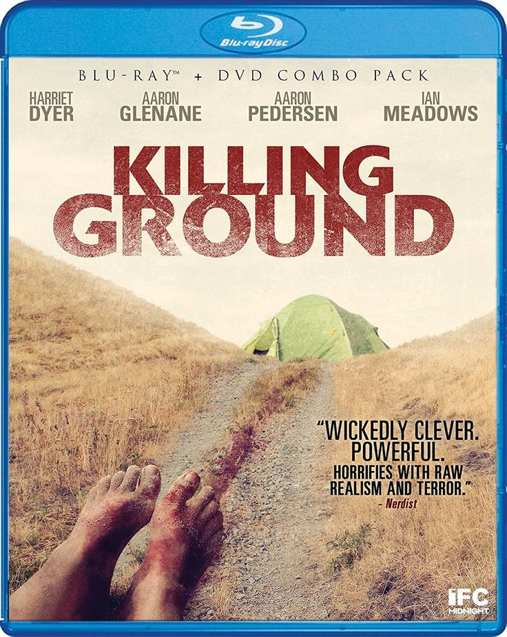 KILLING GROUND BLU-RAY (SCREAM FACTORY)