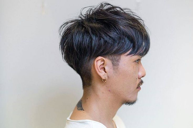 Heard Of The Korean Two Block Haircut But Not Sure What It