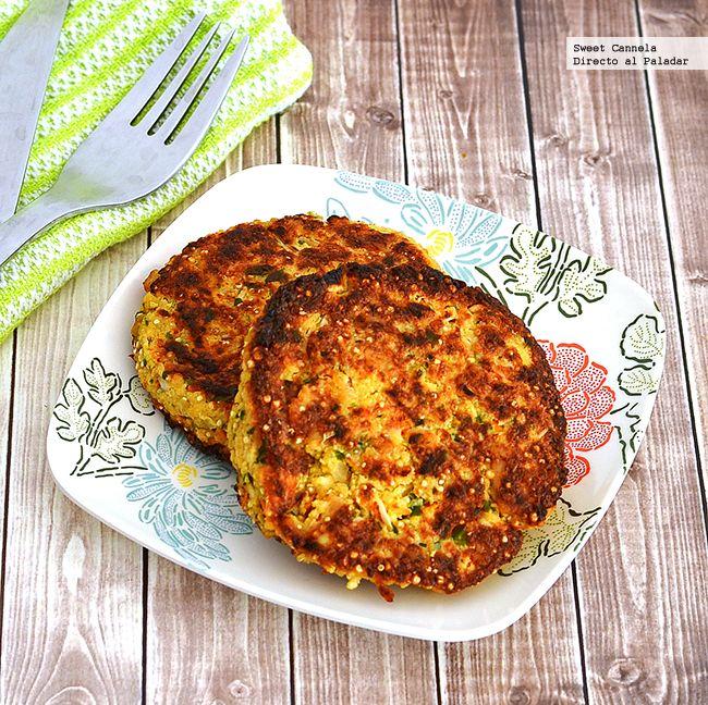 Receta para preparar hamburguesas de tofu con zanahoria. Con fotos del paso a paso y consejos de degustación