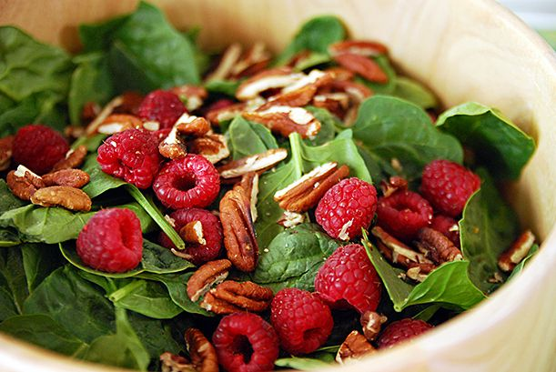 A Fast and Easy Salad