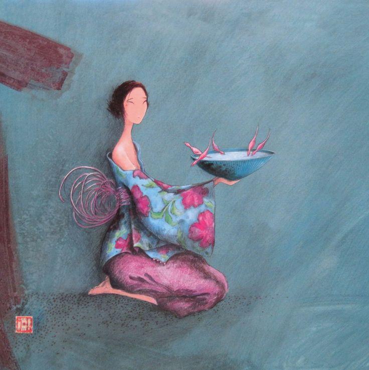 Artist - Gaelle Boissonard