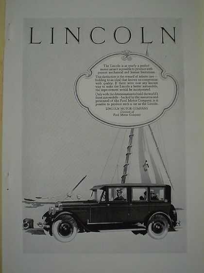 Best 25 motor company ideas on pinterest ford motor for The lincoln motor company
