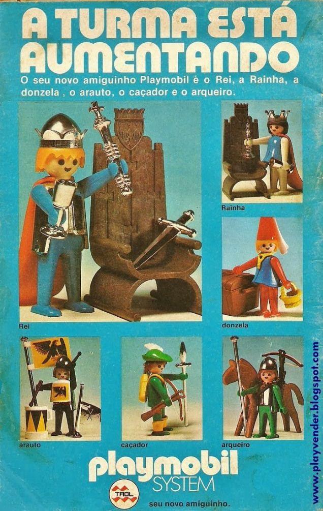 Playmobil medieval (1977)