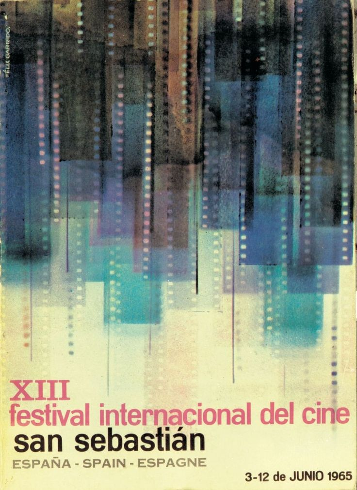 International Film Festival de San Sebastián * June 1965