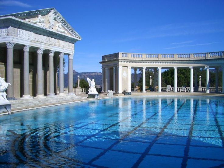 17 Best Images About Hearst Castle On Pinterest Gardens El Greco And Offices