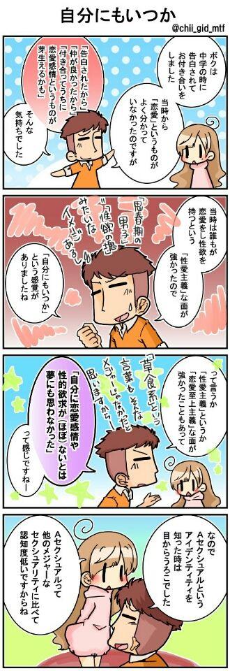 [4コマ]☆自分にもいつか☆|俺の嫁ちゃん、元男子。(ちぃのGID-MtFの4コマブログ)