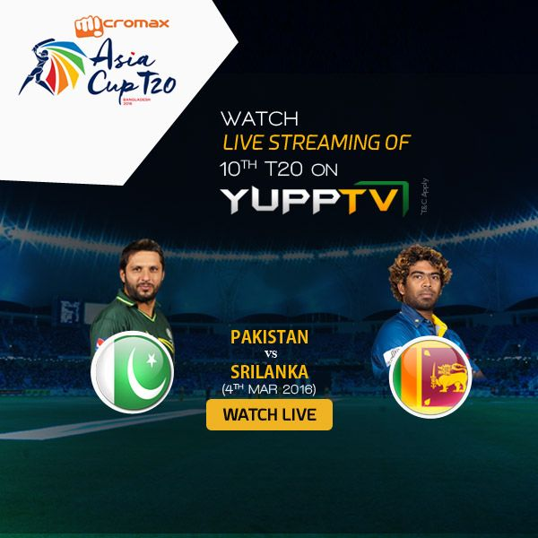 #PAKvsSL: Sri Lanka scores 150/4 with good opening partnership from Dinesh & Dilshan (110). Will #Pakistan be able to reach the high total? Catch the 2nd innings live now on #YuppTV #AsiaCupOnYuppTV @ http://www.yupptv.com/cricket/asiacup.html