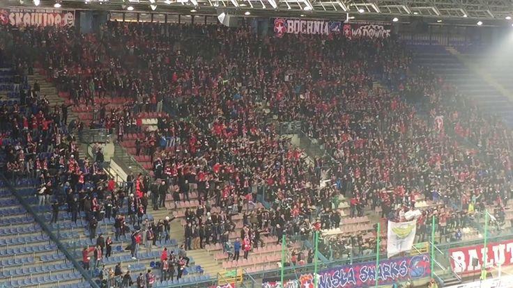E: Wisła Kraków - Pogoń Szczecin  [Wisła Fans]. 2017-11-17
