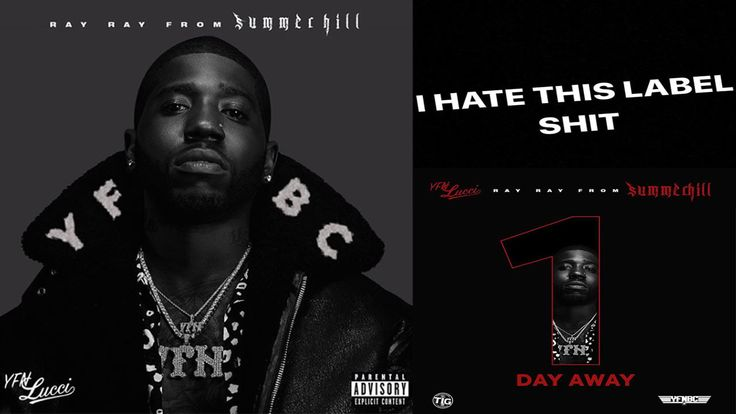 "Black Celebrity Gossip - YFN Lucci has just dissed his record label Warner Bros. or Think it's a game records.  15 minutes ago, YFN Lucci posted a message on his Instagram page that has everybody puzzled, he posted : ""I hate this label""."