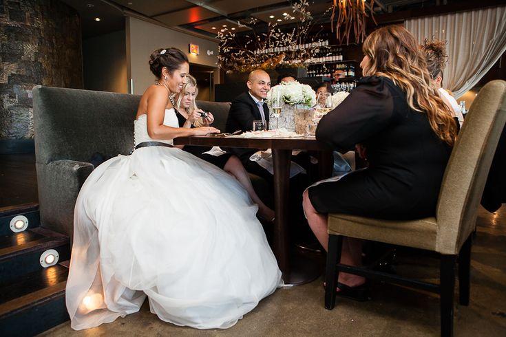 Canoe Restaurant Wedding • Brittany + Edward • Toronto Wedding Photography - Toronto Wedding Photographer / Avenue Photo