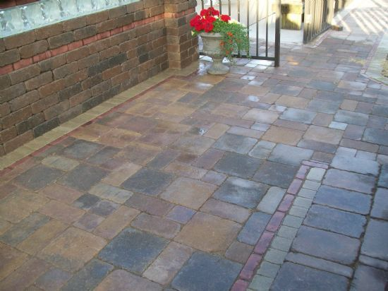 Paver Installation, Lay Pavers, Brick Paver Cost, Interlocking Brick Pavers  Installed In MI
