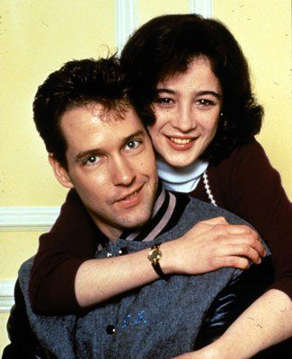 the cutting edge with db sweeney and moira kelly - one of my favorite movies.