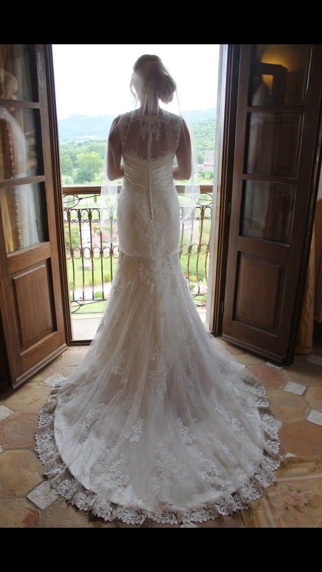 My dream dress. Justin alexander 8596
