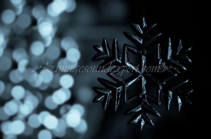 black white christmas background