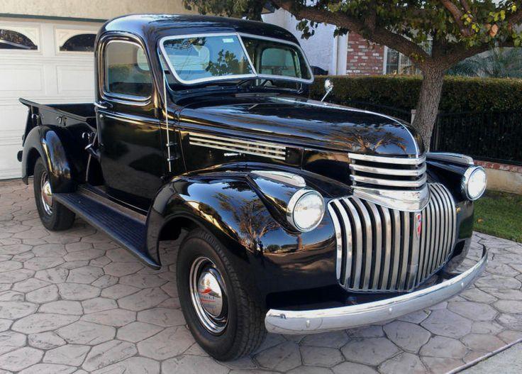 1946 Chevrolet 1/2 ton