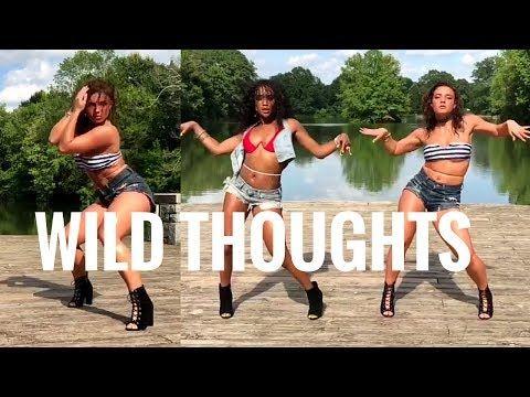DJ Khaled - Wild Thoughts ft. Rihanna, Bryson Tiller | Jade Chynoweth & Brya Wood Choreography - YouTube