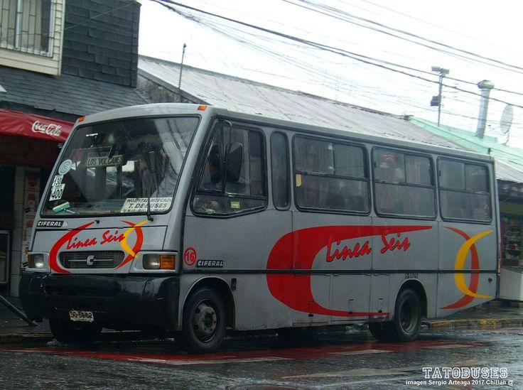 https://flic.kr/p/242orMC   ← Buses Linea 6 Chillan ©→   Ciferal Agilis - M.Benz - Urbano Chillan - imagen Sergio Arteaga 2017 - Chillan   (TATOBUSES)