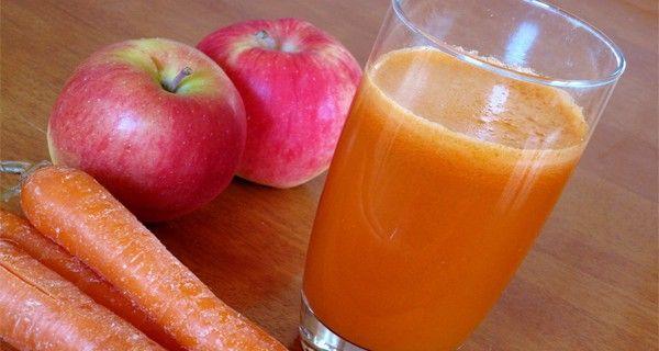 Neverili by ste na čo všetko zaberá džús z mrkvy, jablka a zemiaku