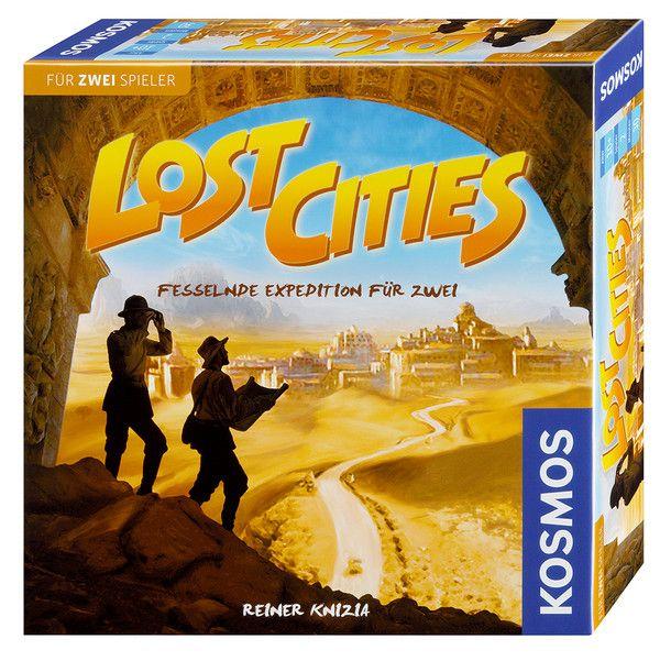 Lost Cities | Erwachsenenspiele | Spiele | Spielware | KOSMOS