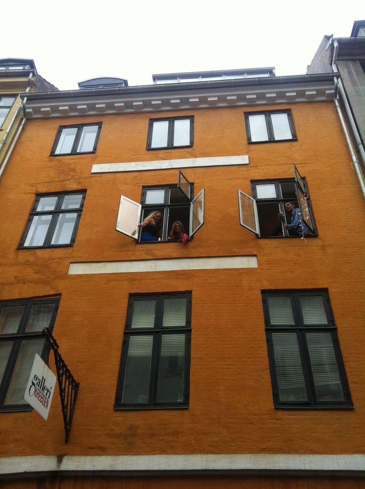 Distortion - Copenhagen
