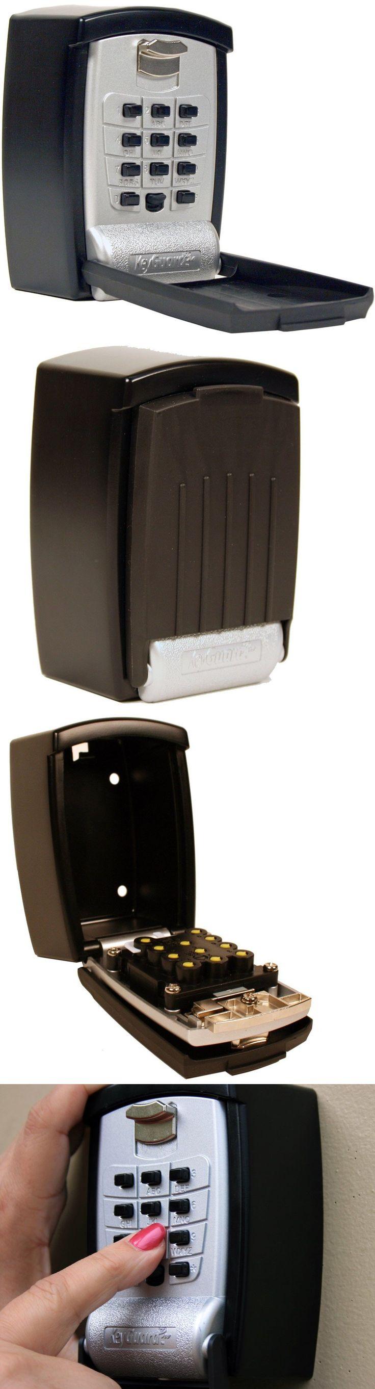 Hide-a-Keys 115945: Keyguard Sl-590 Punch Button Key Storage Wall Mount Lock Box -> BUY IT NOW ONLY: $38.49 on eBay!