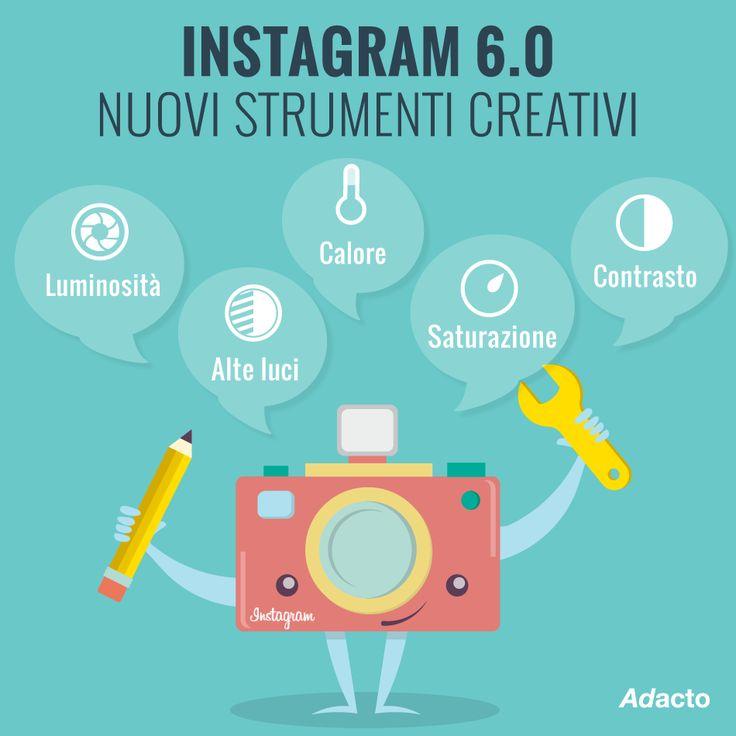 Cosa c'è di nuovo su #Instagram?  Ve lo spieghiamo così.