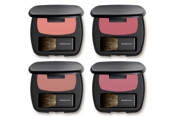 bare minerals ready blush (the one, the whisper, the indecent proposal, the confession)