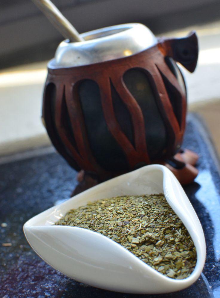 You can use Yerba Mate tea when making Kombucha