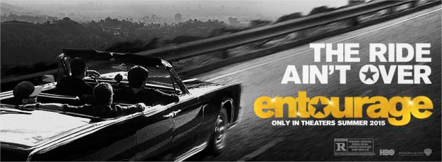 New trailers: 'Entourage', 'Focus', 'Get Hard', 'A Little Chaos', 'American Sniper'