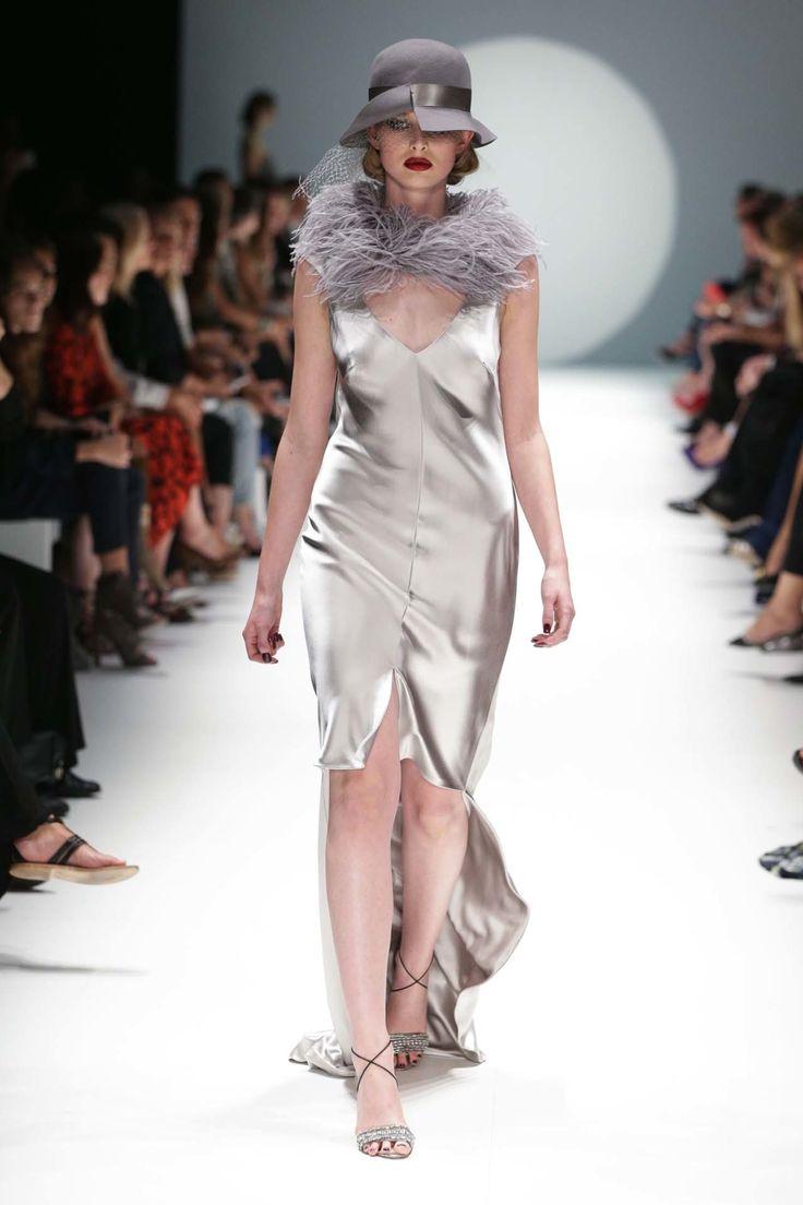 Johanna Johnson ready-to-wear spring/summer '15/'16:
