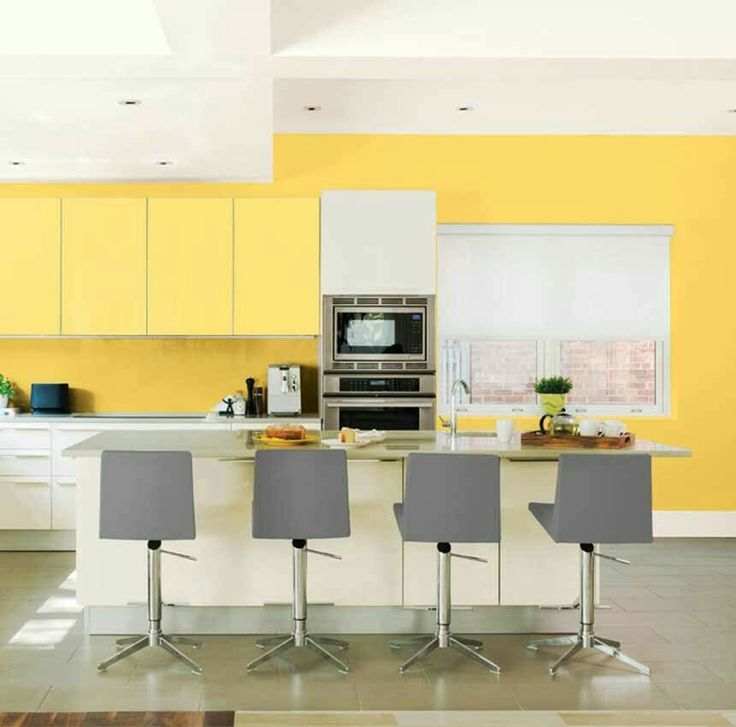 Blue And Yellow Kitchen Decor: 17 Best Ideas About Grey Yellow Kitchen On Pinterest