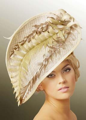 Judy Bentinck, London Milliner SS13. #millinery #judithm #hats