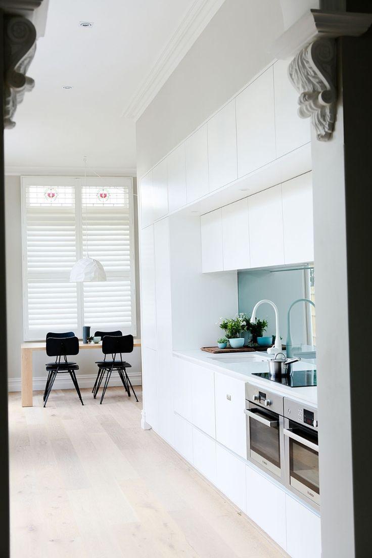 69 best Kitchens images on Pinterest | Kitchen modern, Kitchen white ...