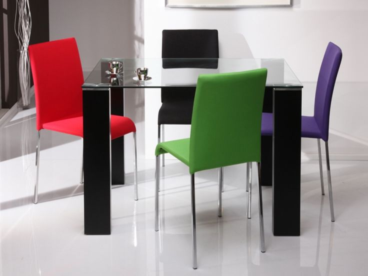 coloured fabric dining chairs - Fabric Dining Chairs for Simple Dining Room – BARBANDJENNY.COM