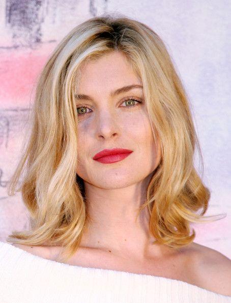 Vittoria Puccini Red Lipstick