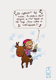 Rudolphe le renne au nez rouge