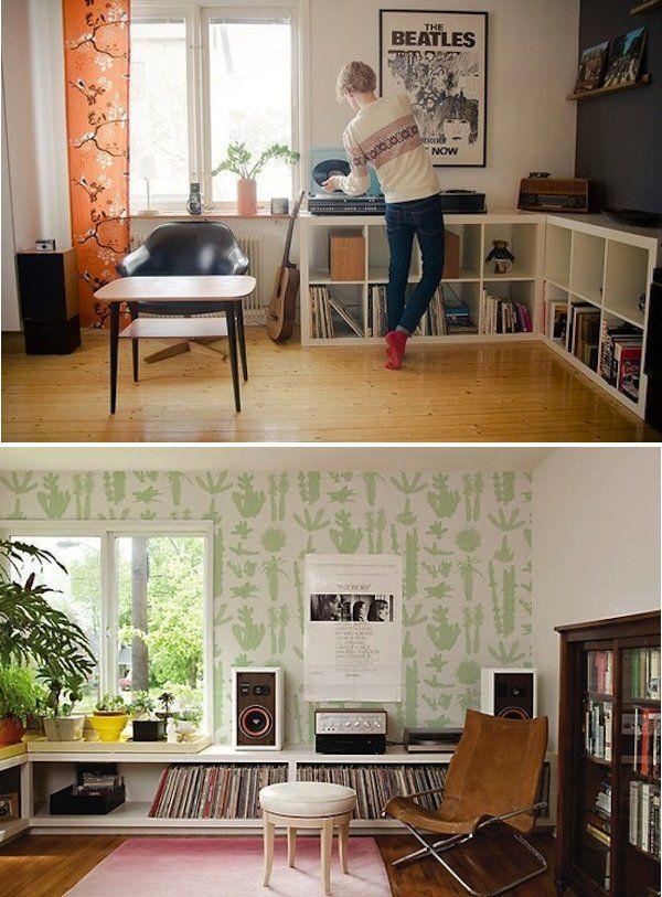Best 25 Record Storage Ideas On Pinterest Ikea Record