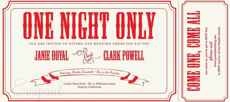 Blank Movie Ticket Invitation Template Image overlays - movie ticket invitations template