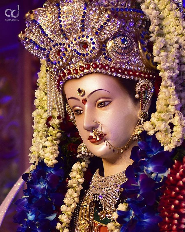 Maa Durga so Beautiful